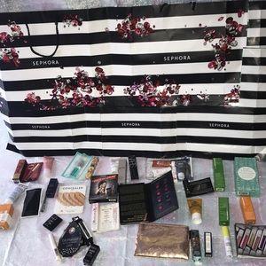 Sephora samples